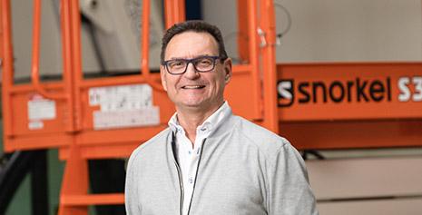 Lars Raagaard er blevet ansat hos Ahern Denmark som salgschef